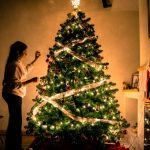 Een kerstboom aanschaffen met verlichting